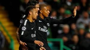 Paris dank Neymar und Mbappé furios