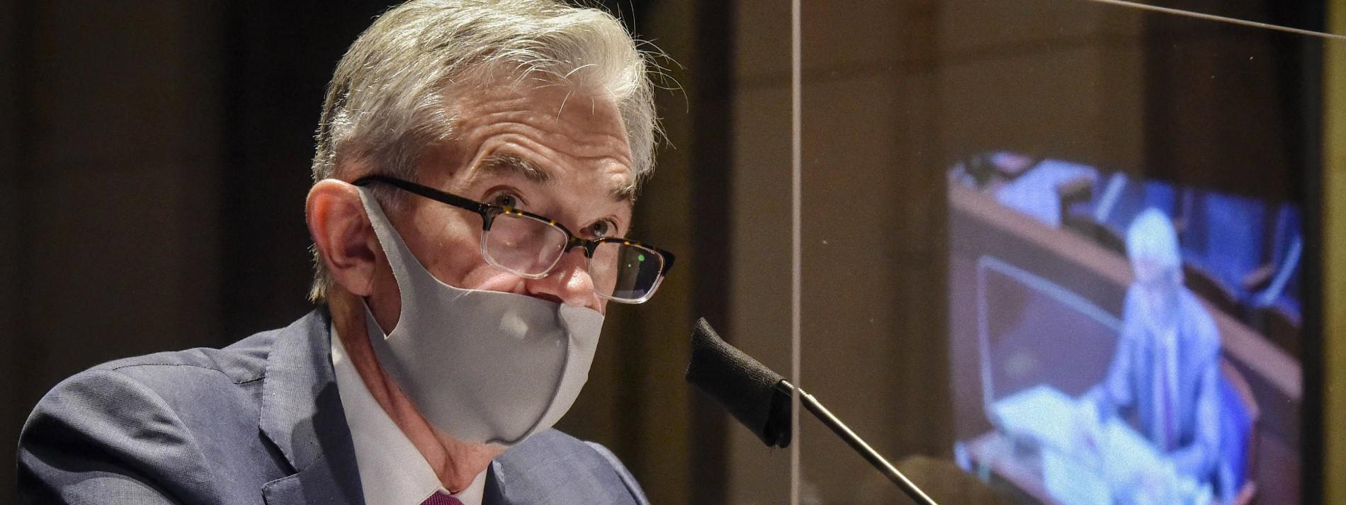 Fed hält an Nullzinspolitik fest