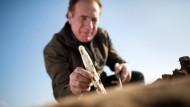 Hessischer Bauer verrät das Geheimnis von gutem Spargel