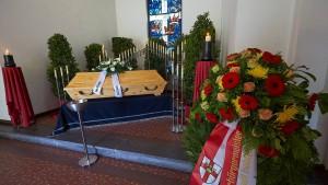 Koblenz nimmt Abschied von enthauptetem Obdachlosen