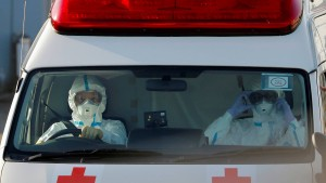 Verstorbene Patientin war mit Coronavirus infiziert