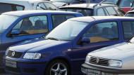 Gebrauchte VW-Diesel werden nicht billiger