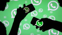 Behörden sollen auch Whatsapp durchsuchen dürfen