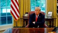 Trump scheut Befragung durch Mueller