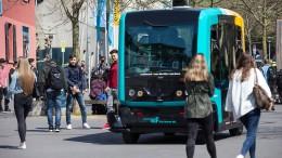 Der unsichtbare Busfahrer