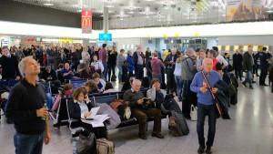 Flugverkehr in Hannover vier Stunden unterbrochen