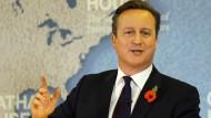 Cameron will Freizügigkeit der EU einschränken