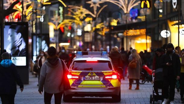 """""""Black Friday"""" sorgt in NRW für Missachtung der Corona-Regeln"""