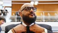 Doch kein Plagiator: der Rapper Moses Pelham.