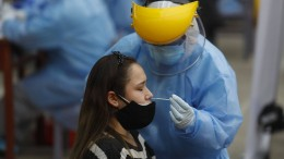 Marke von 200 Millionen Corona-Infektionen überschritten