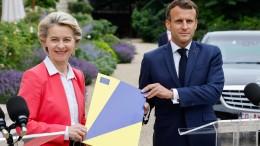 Frankreich verfällt in alte Muster