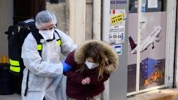 Johns-Hopkins-Universität: Mehr als 1,1 Millionen Infizierte