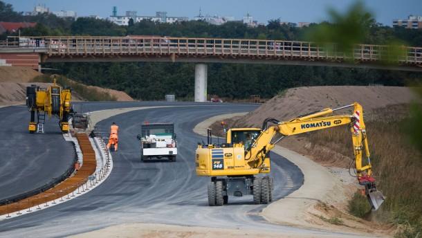 Wie Brüssel schnellen Straßenbau in Deutschland erschwert