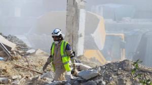 Russlands Luftangriffe sollen hunderte Zivilisten getötet haben