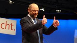 Dämpfer für Schulz – SPD stimmt für Gespräche mit der Union