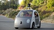 Der juristische Wendekreis bleibt eng: Googles autonomes Auto