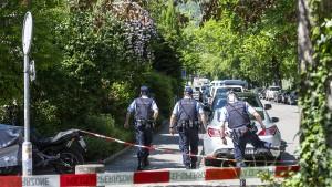 Drei Tote bei Geiselnahme in Zürich