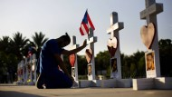 Beisetzung der Toten in Orlando