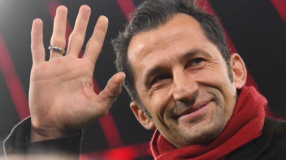Hasan Salihamidzic soll zum Sportvorstand beim FC Bayern befördert werden.