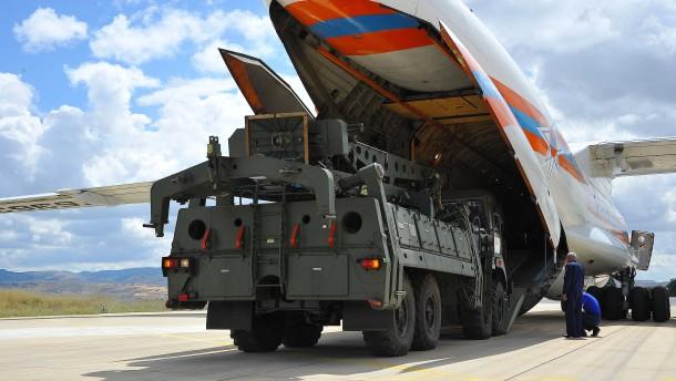 Türkei testet umstrittenes russisches Raketenabwehrsystem