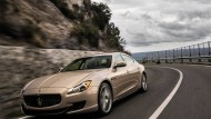 Der Maserati Quadroporte GTS in Bildern