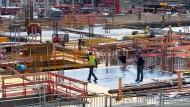 Ifo-Index: Gute Stimmung im deutschen Bausektor