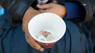 Armutsrisiko in Deutschland nimmt zu