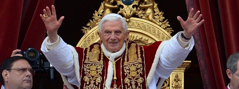Papst Segen