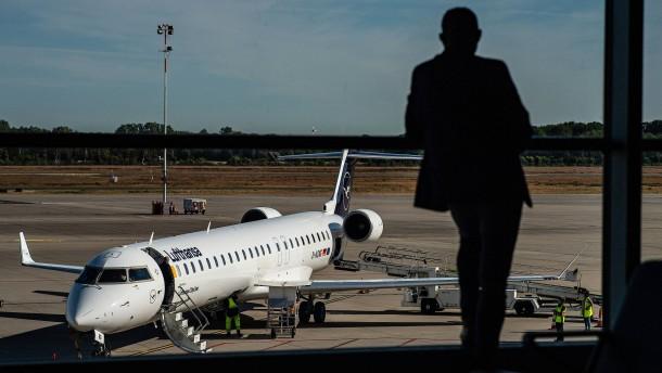 Tausende Stellen bei Lufthansa gefährdet