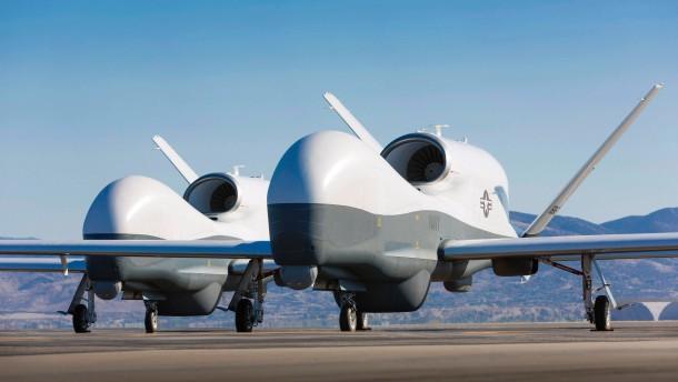Northrop Grumman weist Vorwürfe zurück