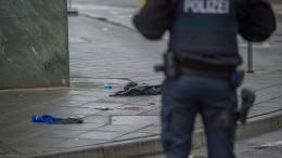Messerattacke im Frankfurter Bahnhofsviertel