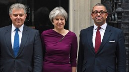 Heikle Kabinettsumbildung