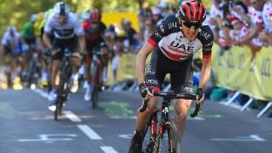 Daniel Martin gewinnt sechste Etappe