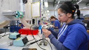 In Osteuropa werden die Arbeitskräfte knapp