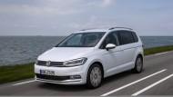 Der neue Volkswagen Touran: Ein frischer Wind weht in der Neuauflage des Familien-Volkswagens.