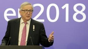 Junckers Handschrift