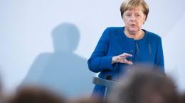 """Merkel sieht Angriff von Halle als """"Schande für unser Land"""""""