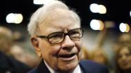 Immer für eine Überraschung gut: Starinvestor Warren Buffett (85)
