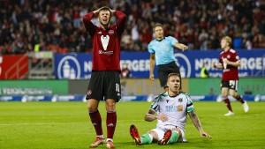 Nürnberg bleibt ungeschlagen