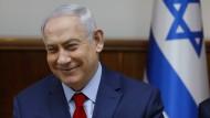 Israels Premierminister Benjamin Netanjahu