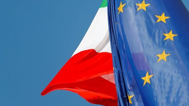 EU-Kommission verzichtet auf Defizitverfahren gegen Italien