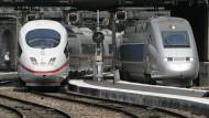 Für den ICE von Siemens kommt die Konkurrenz jetzt näher