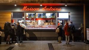 Belgische Frittenbuden wollen Unesco-Weltkulturerbe werden