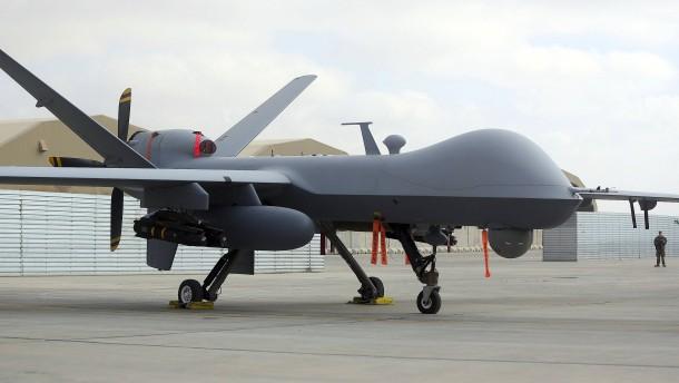 USA fliegen Drohnenangriff gegen afghanischen IS-Ableger