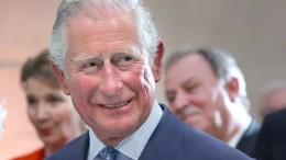 Prinz Charles führt Meghan Markle zum Altar
