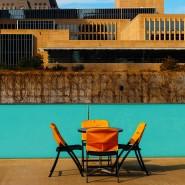 Die Ordnung der Dinge: Im Jahr 2014 hat Mat Hennek diese Terrasse in der texanischen Metropole Dallas fotografiert.