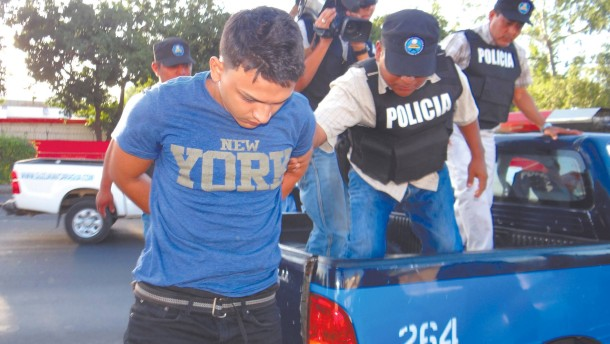 El Crucito in Nicaragua gefasst