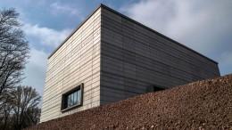 Neues Bauhaus-Museum eröffnet in Weimar