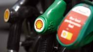 Billiges Benzin - ein wichtiger Grund für die Null-Inflation.