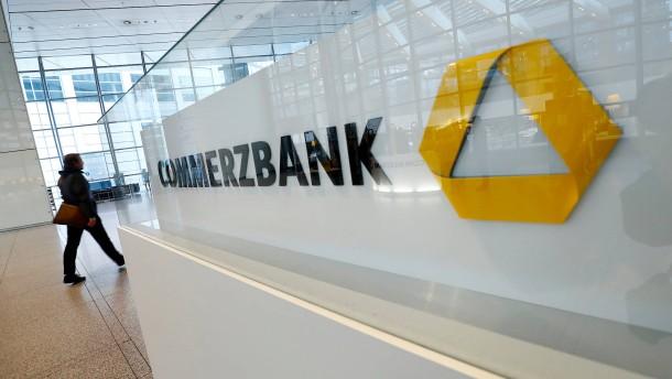 Verdi erwirkt Verschiebung der Commerzbank-Aufsichtsratssitzung